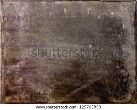 Grunge background reminiscent of old photo paper. Useful design element. - stock photo