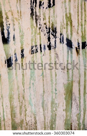 Grunge background texture of worn painted metal