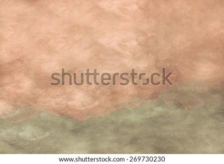 Grunge background with different textures and colors  - stock photo