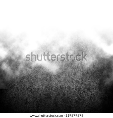 grunge background with space - stock photo