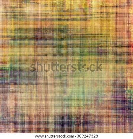 Grunge background with space for text or image. With different color patterns: yellow (beige); brown; green; purple (violet) - stock photo