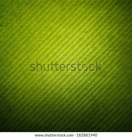 grunge background with stripe pattern in green color