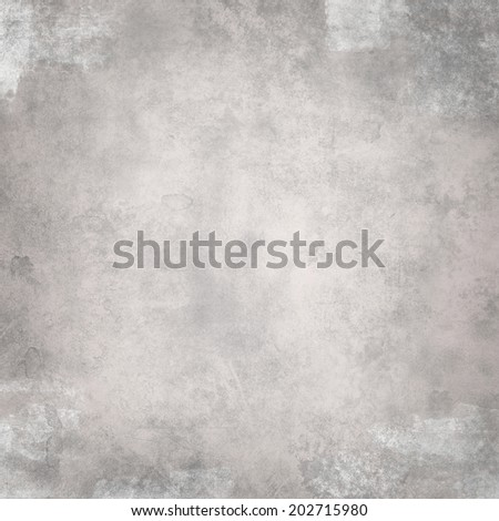 Grunge blue background - stock photo