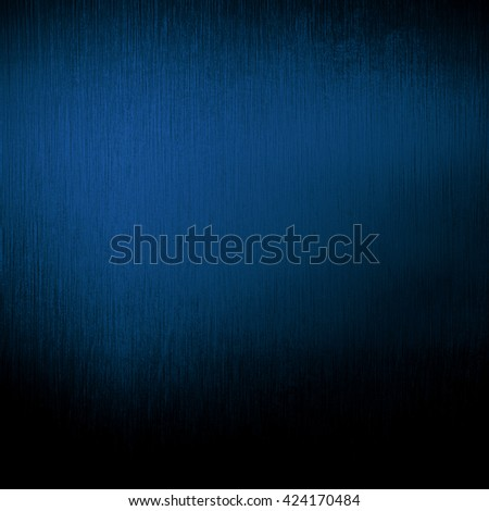 grunge blue metal background - stock photo