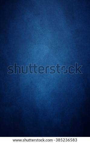 Grunge blue paper background or texture, Old Paper use as background and space for text.