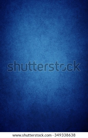 Grunge blue texture or background with Dirty or aging.