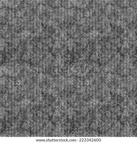 Grunge carbon fiber - stock photo