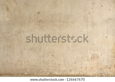 Grunge cement wall for background - stock photo