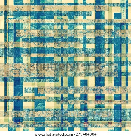 Grunge colorful background. With different color patterns: brown; gray; green; blue - stock photo