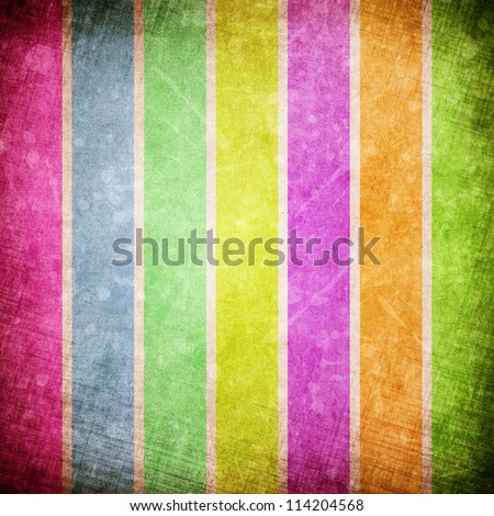 grunge colorful  paper background - stock photo