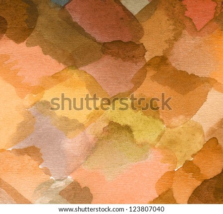 Grunge colorful texture - stock photo