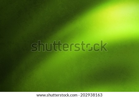 grunge concrete texture on green abstract background