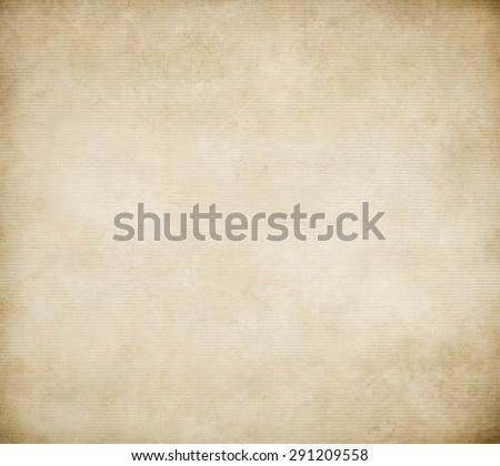 grunge corrugated or fluted paper background - stock photo