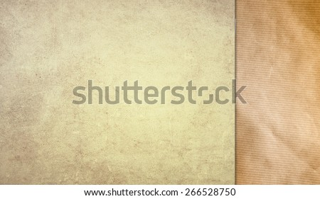 Grunge creative backgrounds - business cards  - stock photo
