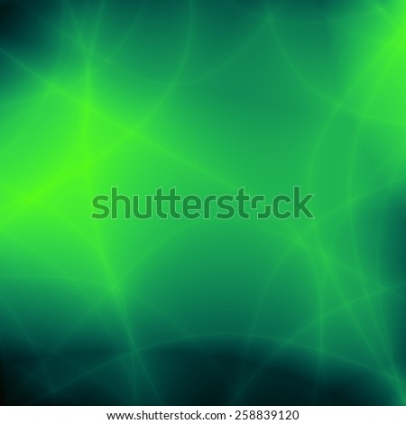 Grunge dark green illustration texture web background - stock photo