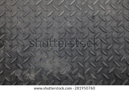 grunge diamond metal background