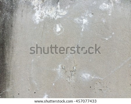 Grunge dirty dark concrete wall texture background