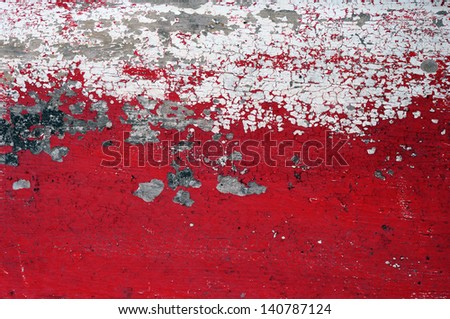grunge floor - stock photo