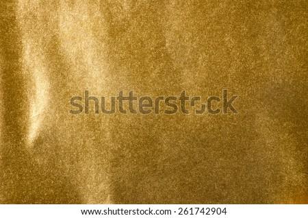 grunge gold background design layout - stock photo