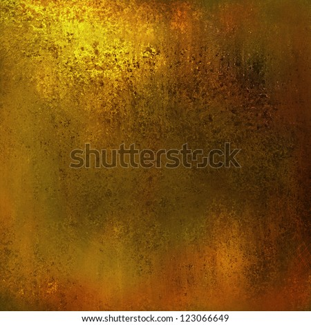 Grunge Gold Background Design Layout Abstract Stock ...