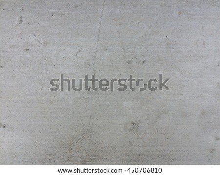 Grunge gray concrete wall texture background  - stock photo
