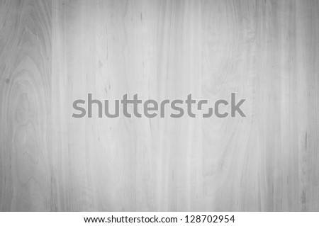 grunge gray wood background or texture - stock photo