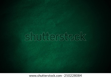 Grunge green paper background or texture - stock photo