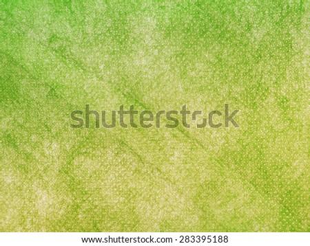 grunge green paper texture - stock photo