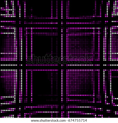 Grunge halftone dots texture background. Spotted Abstract colorful Texture
