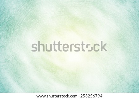 grunge light yellow to green gradient abstract background - stock photo