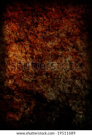 grunge lighting effect with a uplighting effect background