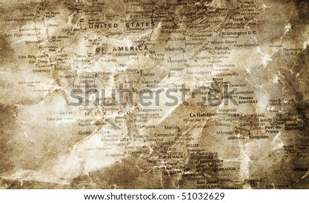 Old Us Map Stock Photos RoyaltyFree Images Vectors Shutterstock - Old us map background