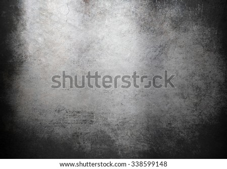grunge metal background or texture - stock photo