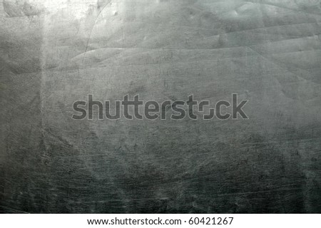 grunge metal sheet - stock photo