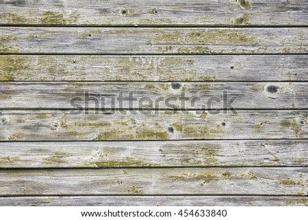 Grunge old weathered wood surface