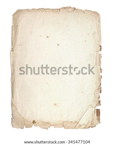 grunge paper background. - stock photo