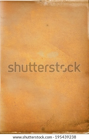 grunge paper background with scratches - stock photo