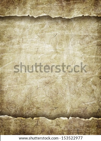 grunge paper sheets