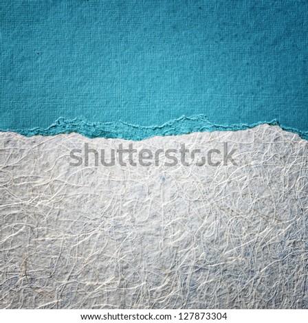 grunge paper texture, background - stock photo
