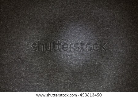 Grunge Paper Texture, Circular Light Background