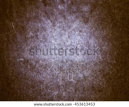 Grunge Paper Texture, Vignette Background