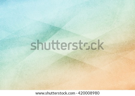 grunge  pastel abstract background , abstract warm curves - stock photo