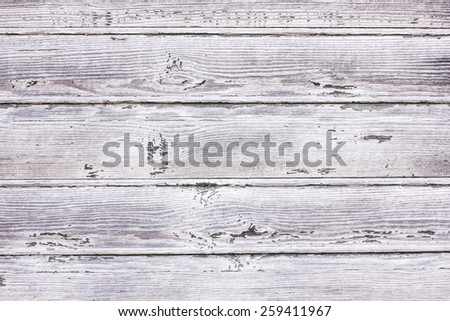 Grunge peeling paint white wood texture