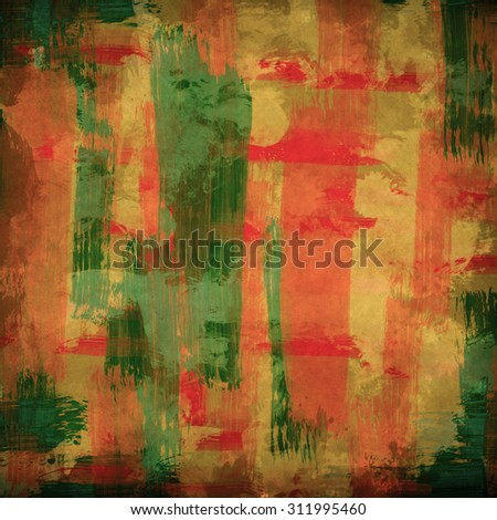 Grunge photo of old background - stock photo
