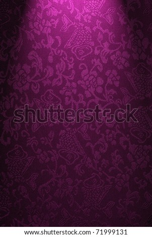 grunge purple retro vintage background - stock photo