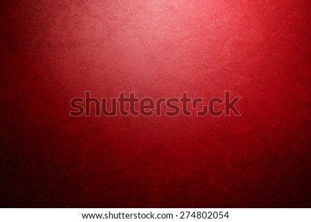 grunge red abstract background - stock photo