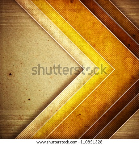 grunge retro paper texture, abstract strips background - stock photo