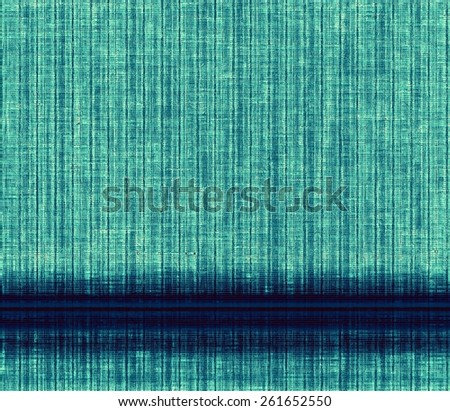 Grunge retro vintage texture, old background. With different color patterns: blue; cyan - stock photo