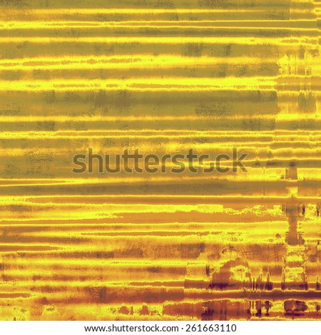 Grunge retro vintage texture, old background. With different color patterns: yellow (beige); brown; gray - stock photo