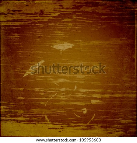 grunge retro vintage wood texture background - stock photo